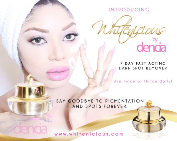 Dencia Whitencious Skincare Line - BellaNaija - January 2014001
