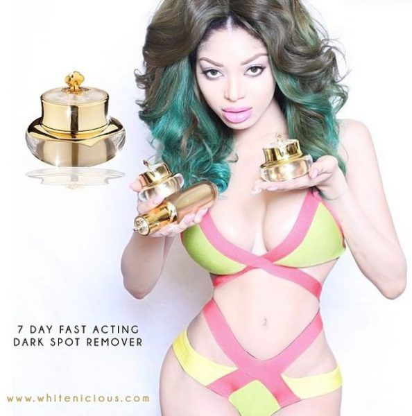 Dencia's Whitenicious - January 2014 - BellaNaija