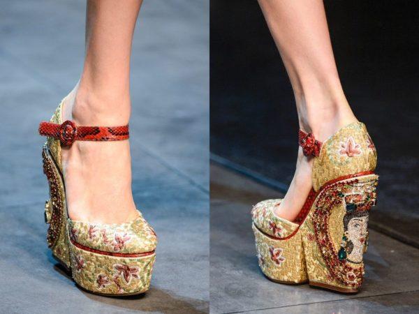 Dolce & Gabbana Fall 2013 - January 2014 - BellaNaija Style - BellaNaija