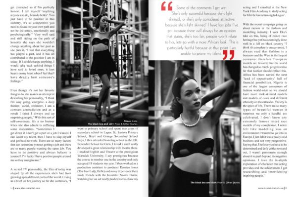 Eku Edewor - Blanck Magazine - January 2014 - BellaNaija 05