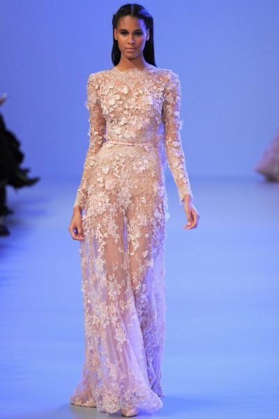 Elie Saab Spring Summer 2014 Collection - January 00
