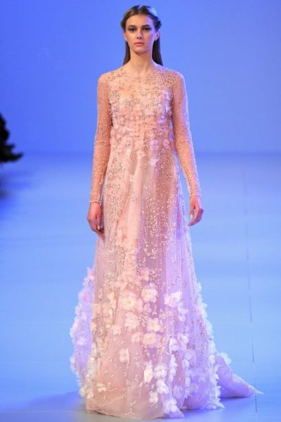 Elie Saab Spring Summer 2014 Collection - January 01