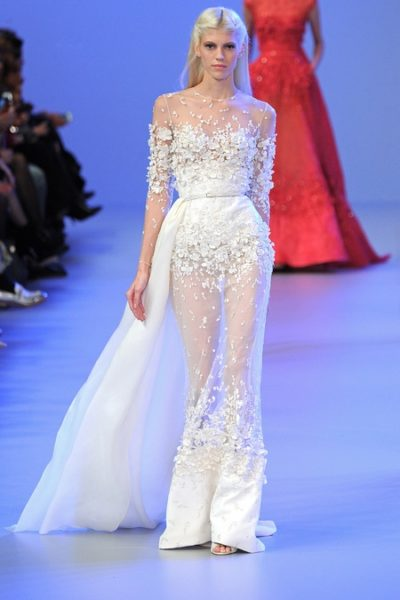 Elie Saab Spring Summer 2014 Collection - January 013