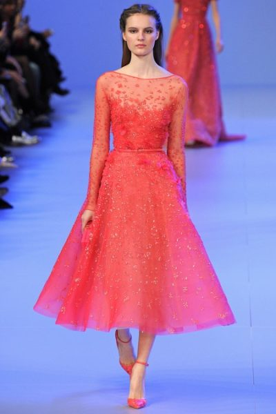 Elie Saab Spring Summer 2014 Collection - January 015