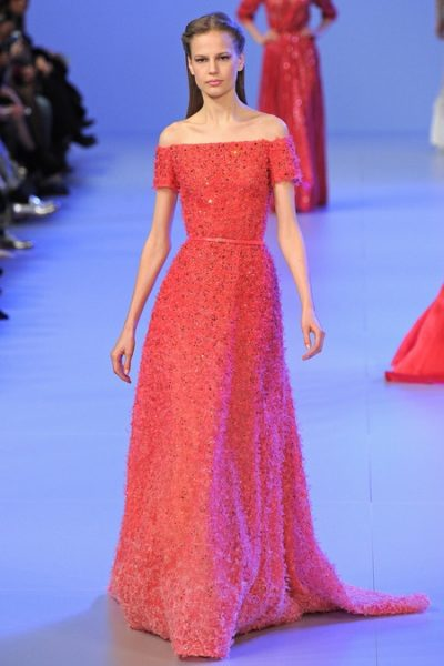 Elie Saab Spring Summer 2014 Collection - January 016