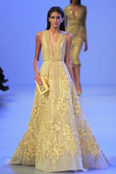Elie Saab Spring Summer 2014 Collection - January 022