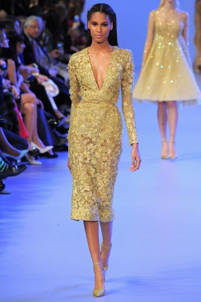 Elie Saab Spring Summer 2014 Collection - January 023