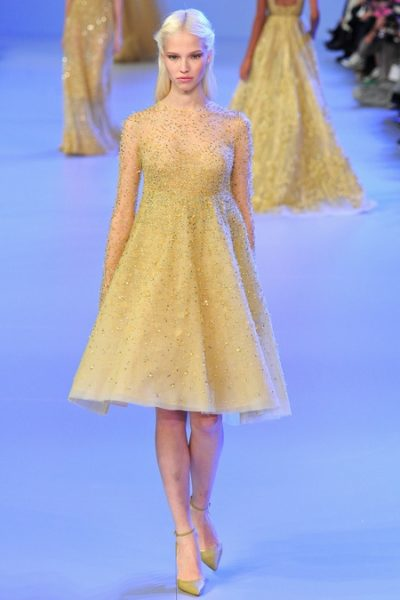 Elie Saab Spring Summer 2014 Collection - January 024