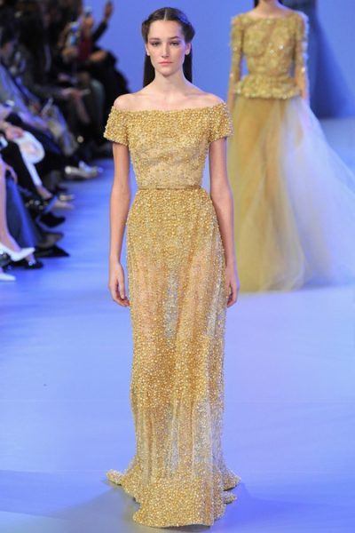 Elie Saab Spring Summer 2014 Collection - January 025