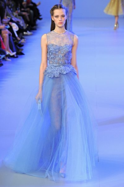 Elie Saab Spring Summer 2014 Collection - January 027