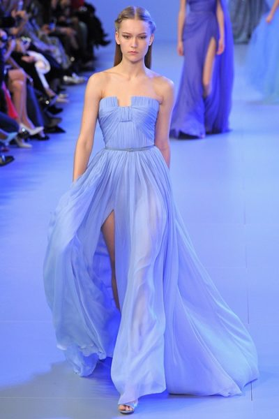 Elie Saab Spring Summer 2014 Collection - January 029