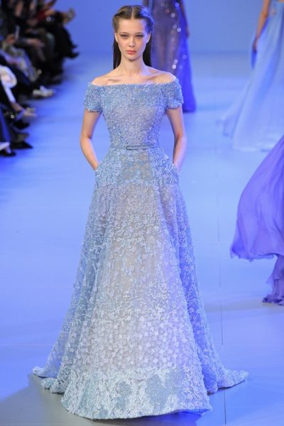 Elie Saab Spring Summer 2014 Collection - January 031