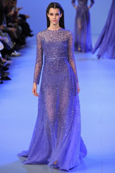 Elie Saab Spring Summer 2014 Collection - January 032