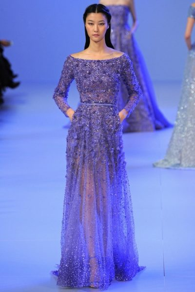 Elie Saab Spring Summer 2014 Collection - January 033