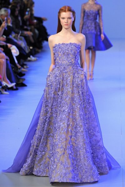 Elie Saab Spring Summer 2014 Collection - January 034