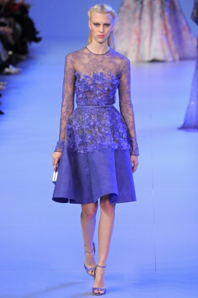 Elie Saab Spring Summer 2014 Collection - January 035