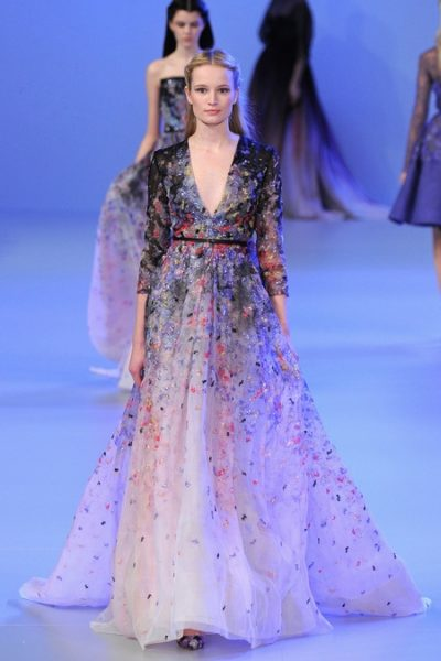 Elie Saab Spring Summer 2014 Collection - January 037