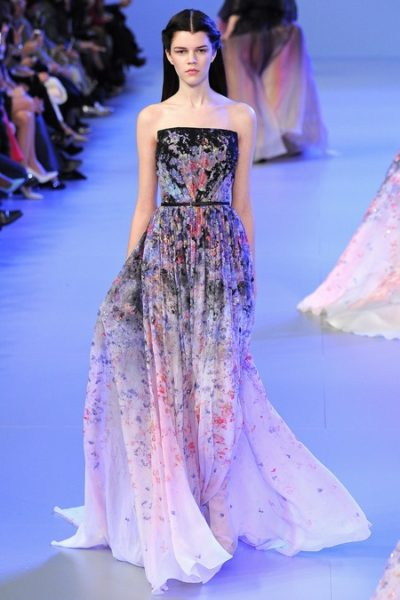 Elie Saab Spring Summer 2014 Collection - January 038