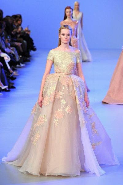 Elie Saab Spring Summer 2014 Collection - January 04