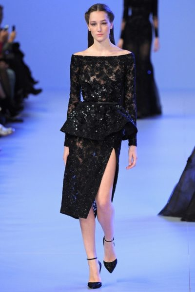 Elie Saab Spring Summer 2014 Collection - January 045