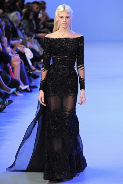 Elie Saab Spring Summer 2014 Collection - January 046