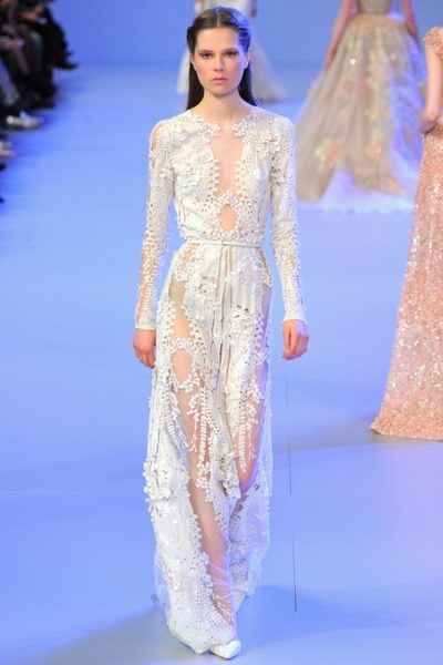 Elie Saab Spring Summer 2014 Collection - January 07