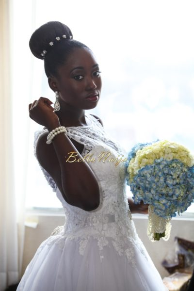 Estelle & Sam Ghanaian Wedding, January 2014, BellaNaija,28