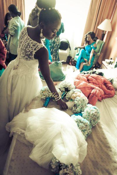 Estelle & Sam Ghanaian Wedding, January 2014, BellaNaija,43