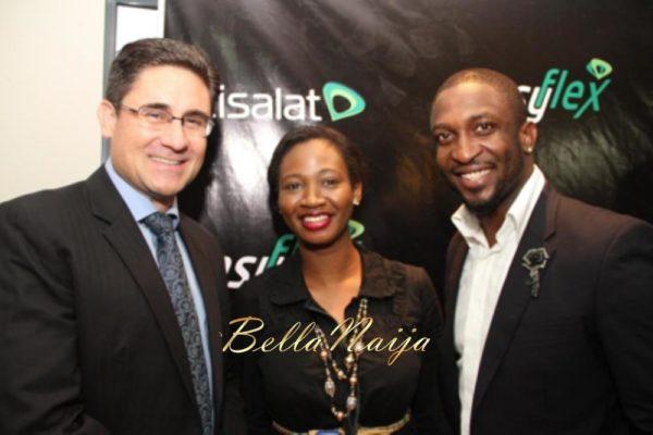 Etisalat_Genevieve Nnaji_Hakeem_Brand_Ambassadors_5
