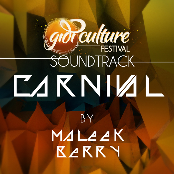GCF _Official Soundtrack Art_Maleek Berry