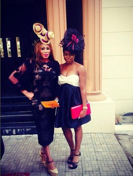 Nkiru & Zina Anumudu