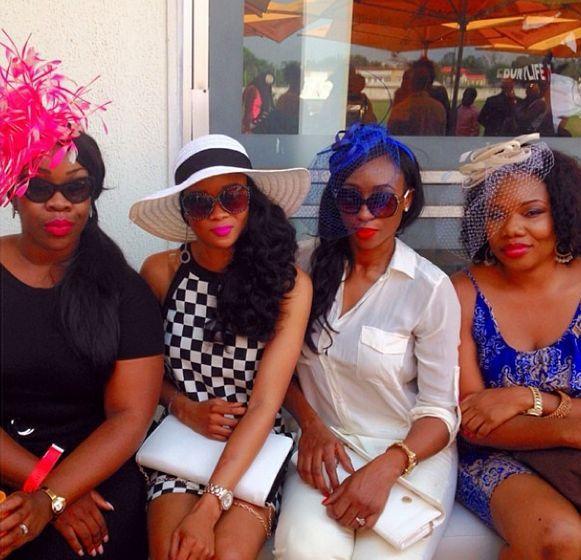 Bukky Karibi-Whyte, Olayinka Epega, Veronica Ebie-Odeka & Lara Rawa