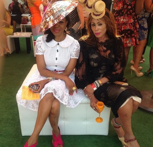Betty Irabor & Nkiru Anumudu
