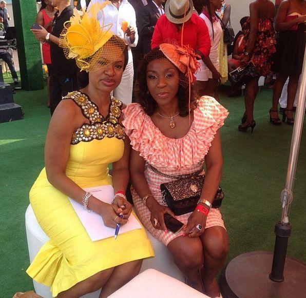 Data Okorodudu & Vivian Oputa