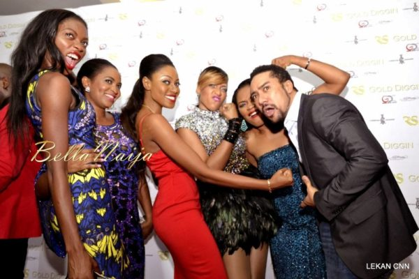 Gold Diggin' Premiere in Lagos - January 2014 - BellaNaija - 022