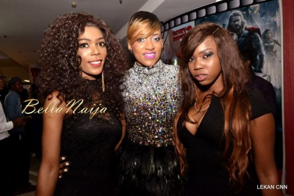 Gold Diggin' Premiere in Lagos - January 2014 - BellaNaija - 027