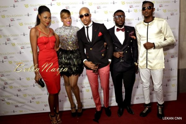 Gold Diggin' Premiere in Lagos - January 2014 - BellaNaija - 032