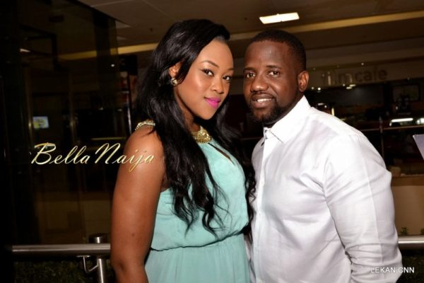 Gold Diggin' Premiere in Lagos - January 2014 - BellaNaija - 037