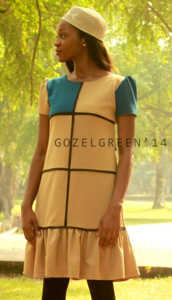 Gozel Green Fall 2014 Collection Lookbook - BellaNaija - January2014002