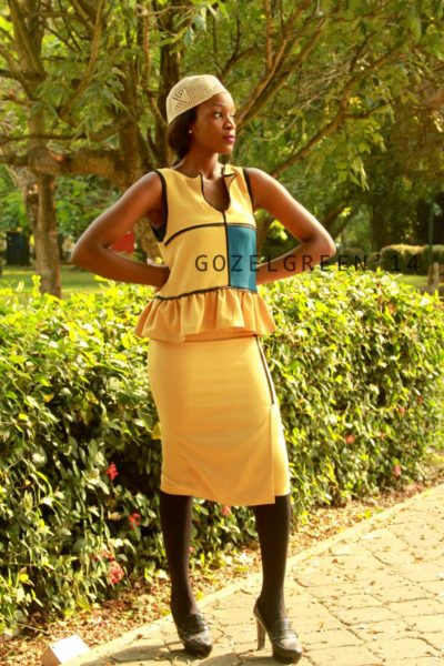 Gozel Green Fall 2014 Collection Lookbook - BellaNaija - January2014006