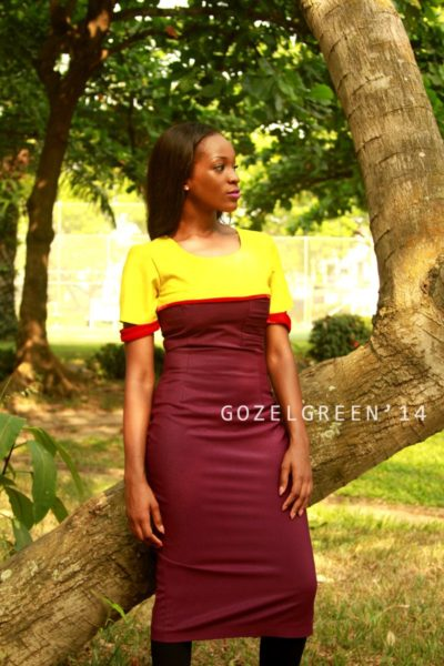 Gozel Green Fall 2014 Collection Lookbook - BellaNaija - January2014008