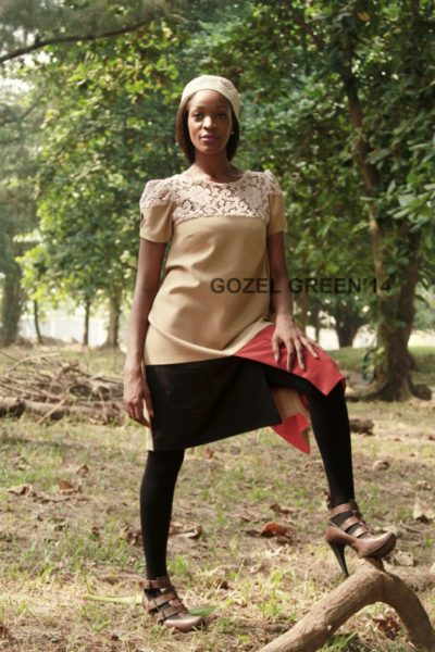 Gozel Green Fall 2014 Collection Lookbook - BellaNaija - January2014011