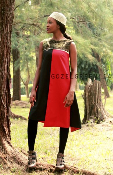 Gozel Green Fall 2014 Collection Lookbook - BellaNaija - January2014013