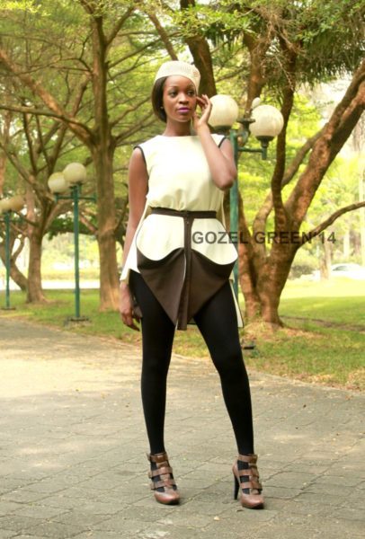 Gozel Green Fall 2014 Collection Lookbook - BellaNaija - January2014018