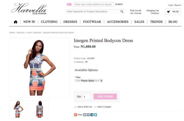 Harvella - January 2014 - BellaNaija - BN Bargains