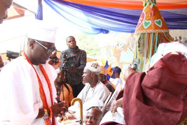 Honourable Dayo Bush Alebiosu given Otunba Title in Ijebuland - BellaNaija - January2014014
