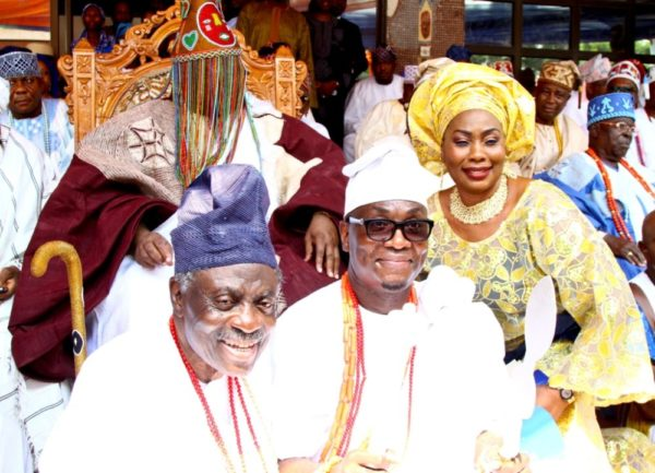 Honourable Dayo Bush Alebiosu given Otunba Title in Ijebuland - BellaNaija - January2014016
