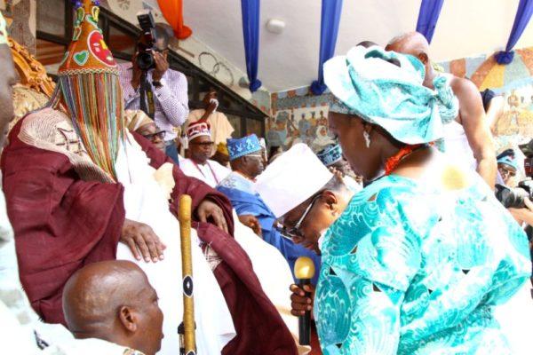 Honourable Dayo Bush Alebiosu given Otunba Title in Ijebuland - BellaNaija - January2014018