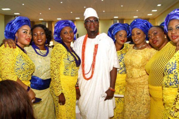 Honourable Dayo Bush Alebiosu given Otunba Title in Ijebuland - BellaNaija - January2014023
