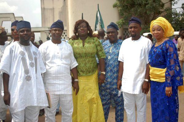 Honourable Dayo Bush Alebiosu given Otunba Title in Ijebuland - BellaNaija - January2014036
